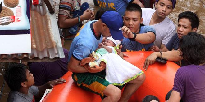 Philippines: 240 morts dans la tempête Tembin
