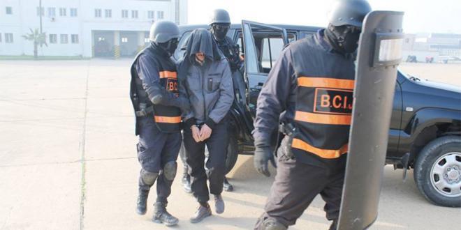 BCIJ : Démantèlement d'une cellule terroriste active à Tanger