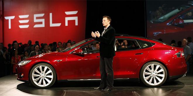 Tesla enfin en Chine