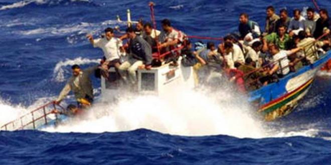 Italie : Grande opération de sauvetage de migrants
