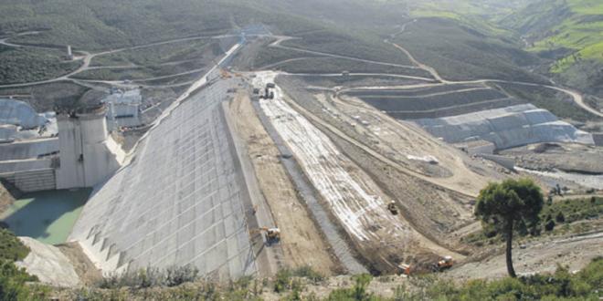Barrage Oued Martil fin prêt