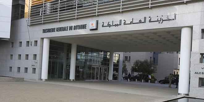 TGR: Déficit budgétaire de 57,7 MMDH à fin novembre