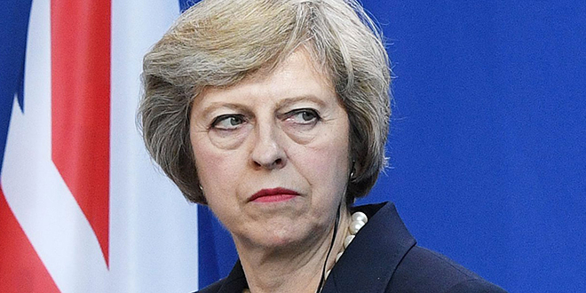 Législatives: Camouflet pour Theresa May