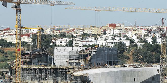 Le grand théâtre sera prêt début 2019 — Rabat