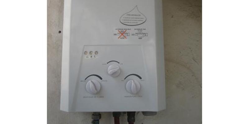 Chauffe eau gaz au maroc eau du maroc for Chauffe eau au gaz pour piscine