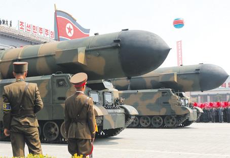 La Corée du Nord célèbre son anniversaire et en profite pour annoncer le renforcement de son potentiel nucléaire
