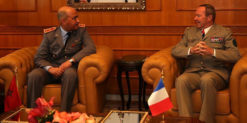 Coopération militaire Maroco - Française  - Page 3 General_louarak_trt