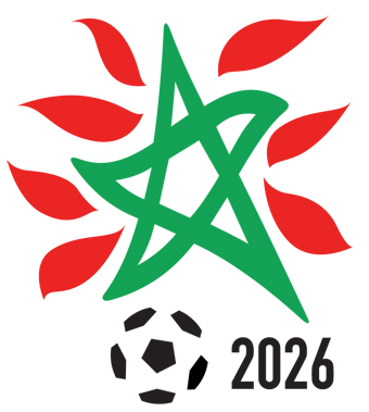 """Résultat de recherche d'images pour """"maroc 2026 logo"""""""