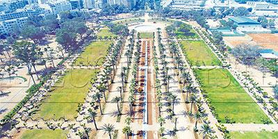park-de-la-ligue-arab