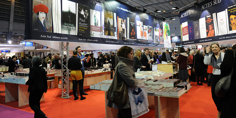 Salon du livre de paris le maroc l honneur l 39 economiste - Salon du livre toulon ...