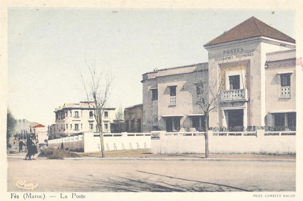 toulon prost ces architectes qui ont con u la ville nouvelle de f s il y a 100 ans l. Black Bedroom Furniture Sets. Home Design Ideas