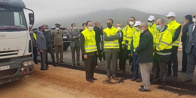 Voie express Tiznit-Dakhla: Où en est le chantier ?