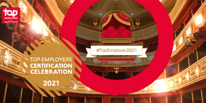 Huawei Maroc certifié Top Employer 2021