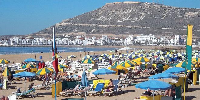 Tourisme : Les arrivées progressent à Agadir