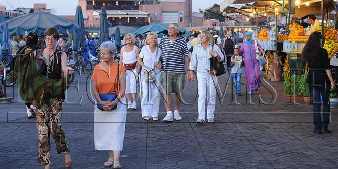 11,3 millions de touristes à fin novembre