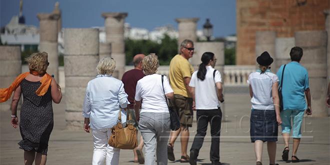 Les arrivées touristiques en hausse de 8%