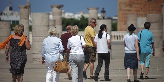 Tourisme : Forte hausse des recettes au 1er trimestre