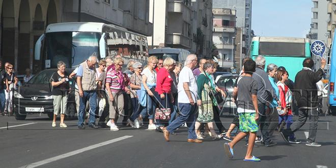 Tourisme : Forte hausse des arrivées à Casablanca
