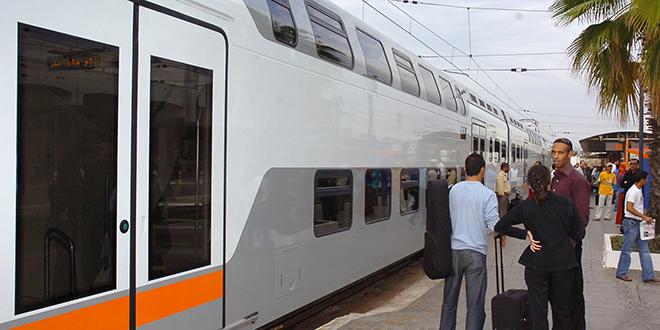 Trains/Intempéries: Trafic perturbé