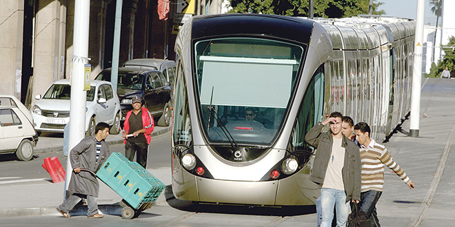 Tramway de Casablanca : Encore un accident !