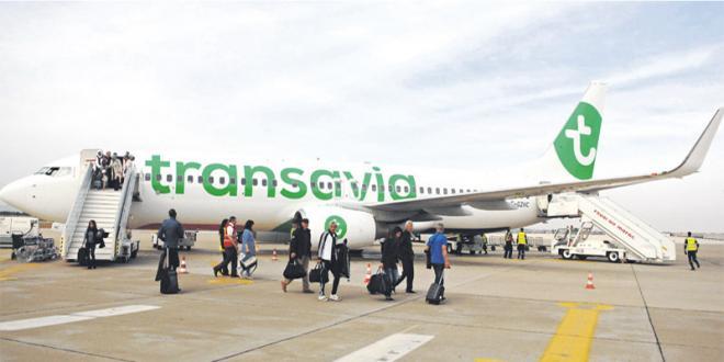 Transavia lancera trois nouveaux vols depuis Montpellier