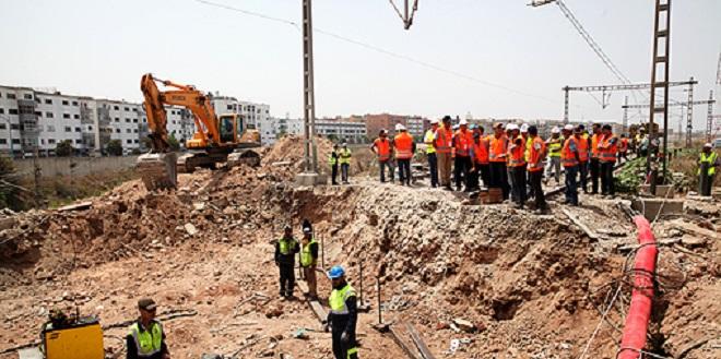Casablanca/Réseau du ferroviaire : Où en sont les travaux ?