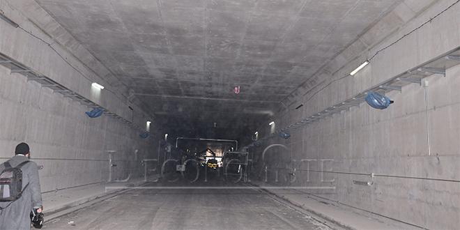 Casablanca : Le tunnel Dakar sans lumière depuis dimanche