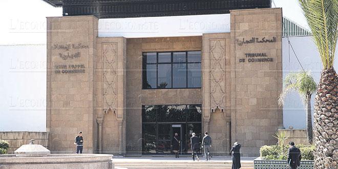 Le Tribunal de commerce de Casablanca adopte le paiement électronique