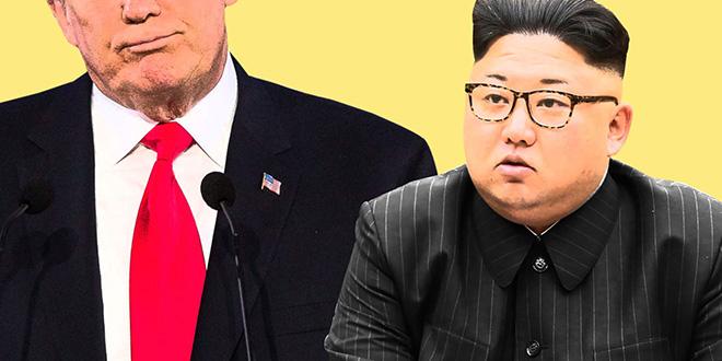 Le président Trump accepte de rencontrer Kim Jong Un