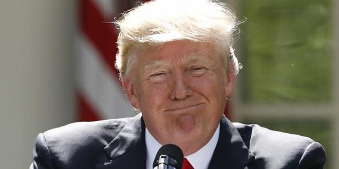 Trump annule le déplacement à Davos