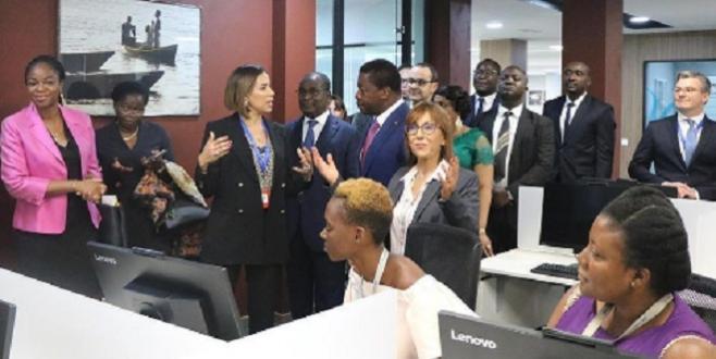 Saham : Majorel ouvre un site au Togo