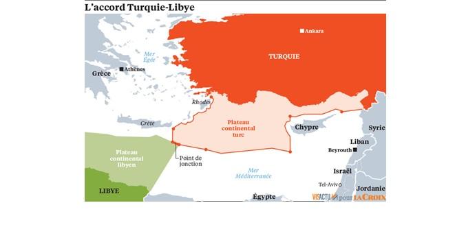 Libye: Erdogan se glisse
