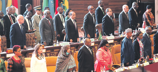Sahara : Grande réunion africaine à Marrakech