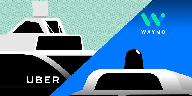 Uber vs Waymo : Drôle de procès !
