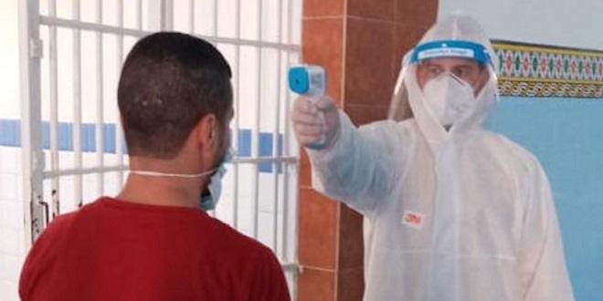 Protection contre le Covid-19: L'UE appuie les prisons
