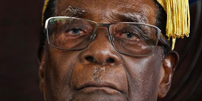 Zimbabwe : Mugabe accepte enfin de partir