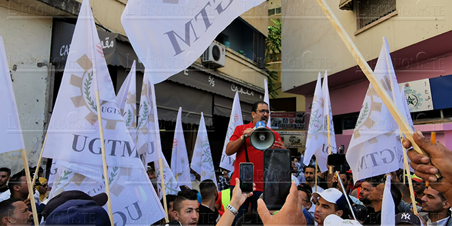 Fès: L'UGTM mobilise contre le maire