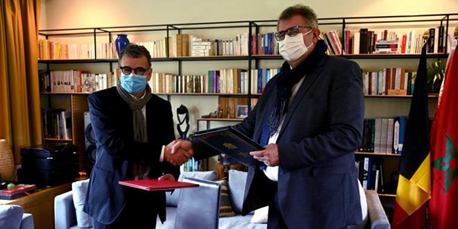 Rabat: L'UIR et l'IHECS renforcent leur partenariat en communication et médias