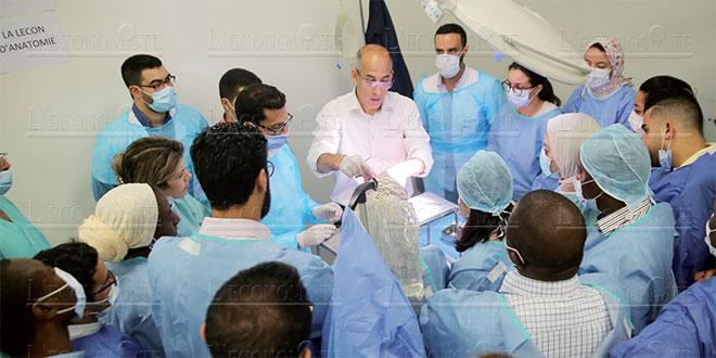 Le 1er parcours de médecine en anglais au Maroc pour la rentrée