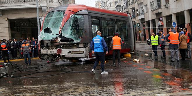 Tramway : Les accidents en hausse de 41% depuis 2015