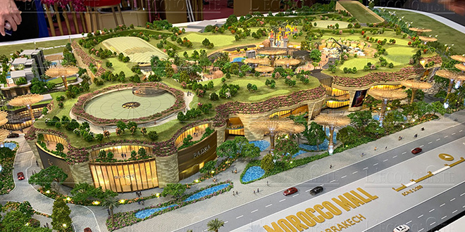 EXCLUSIF-DIAPO: Les futurs Morocco Mall de Rabat et de Marrakech