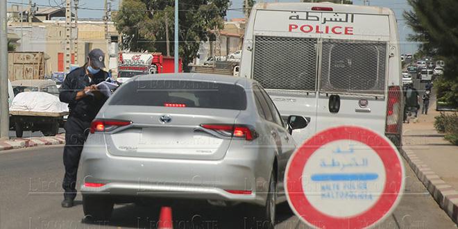Oujda: Allègement des mesures préventives contre la Covid-19