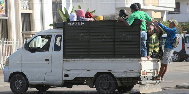 Casablanca désamorce provisoirement la crise des bus