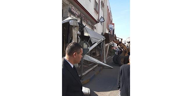 DIAPO-Casablanca: Opération libération domaine public à Hay Hassani