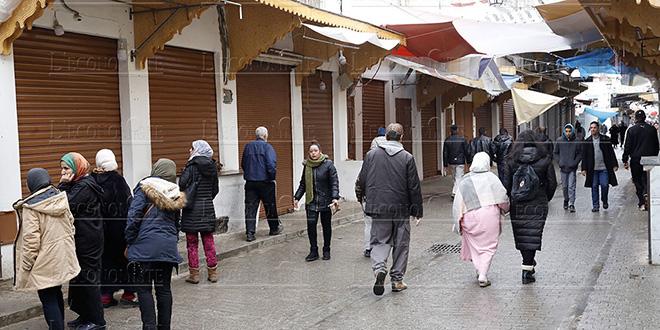 Rabat : La grève des commerçants largement suivie