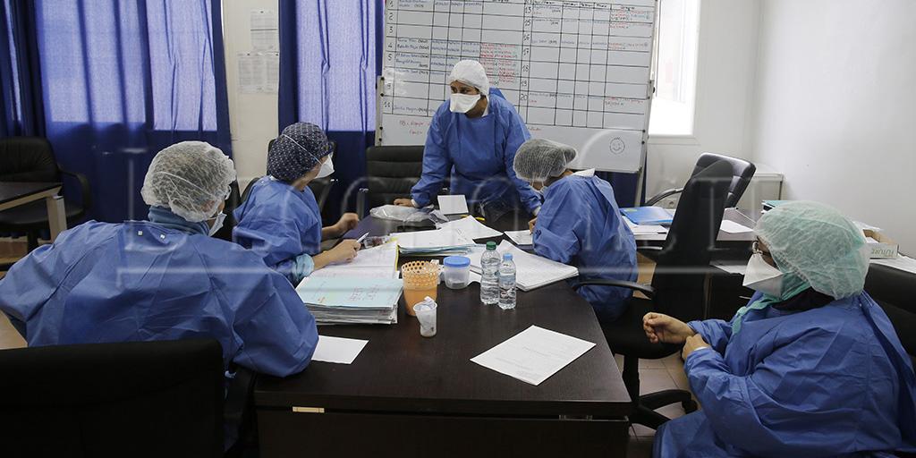 Covid-19/: Le taux de reproduction du virus se stabilise au Maroc