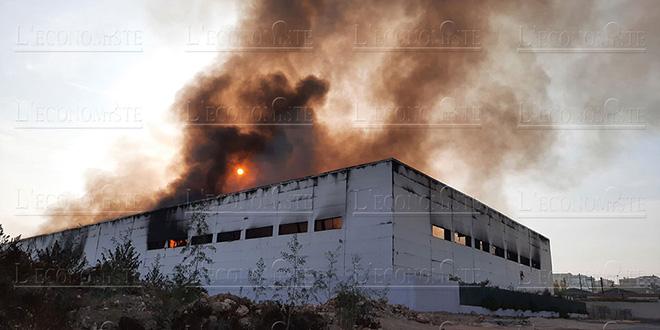 Incendie de l'entrepôt de Bernoussi: Aramex va faire appel du jugement