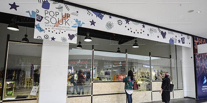DIAPO-L'ouverture de Marina Shopping en images