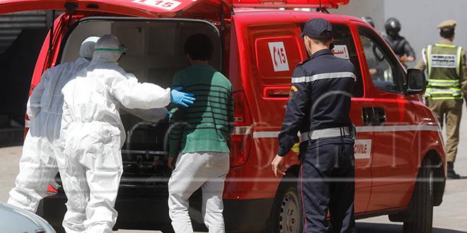 Covid19: Rabat en tête pour les nouveaux cas déclarés