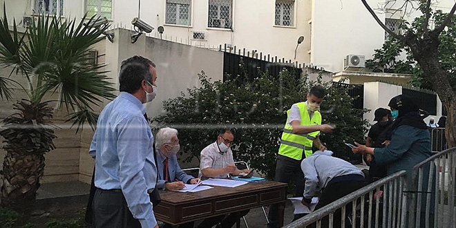 Grande mobilisation pour le retour des ressortissants français